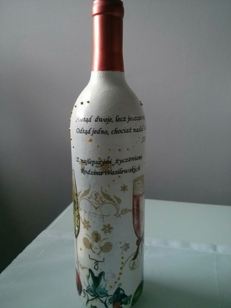 Wino na ślub