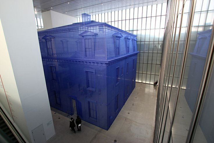 """Heejae Lee Do Ho Suh's """"Home within Home within Home within Home within Home"""" @ MMCA Seoul"""