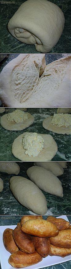 Чудо-тесто на кефире (для жарки) - Простые рецепты Овкусе.ру