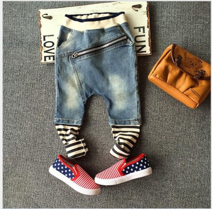 Boys In Jeans Fashion Boys Jeans Denim Pants 2015 New Hot Sale Children Zipper Stitching Jeans Cowboy Trousers Kids Clothing Baby Boys Casual Harem Pants Skinny Jeans Kids From Lds6890280, $59.19| Dhgate.Com