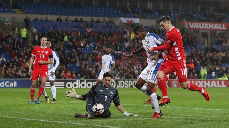 Wales pegged back by Panama, Cardiff crowd show support for Chris Coleman #News #ArmandoCooper #CardiffCityStadium #Football