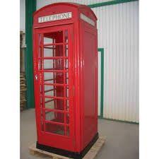 Resultado de imagen de dimensiones cabina telefonica