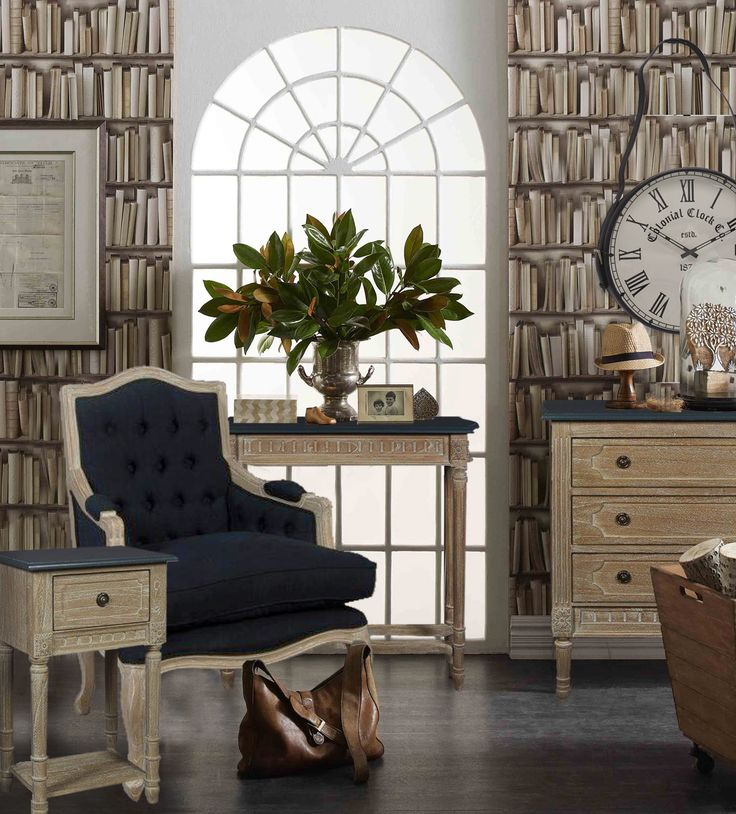 Creating elegant provincial interiors starts with French inspired furniture…