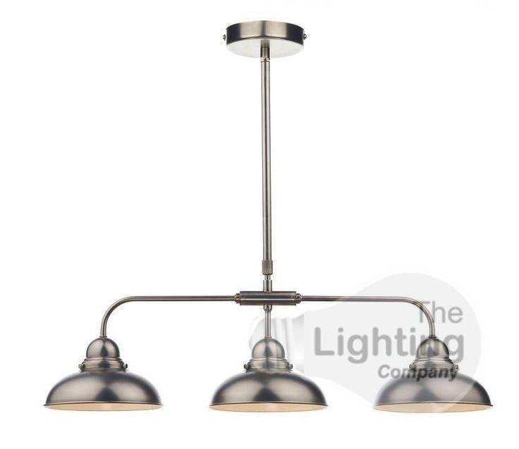 Dar Lighting Dynamo 3 Light Kitchen Island Pendant: 25 Best Kitchen Lights Images On Pinterest