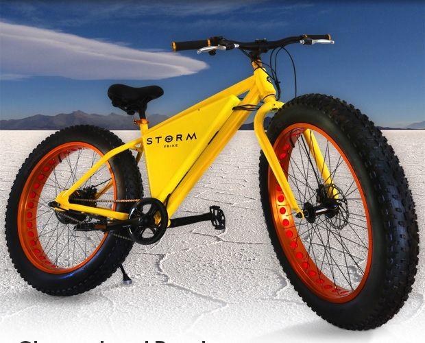 Is the $500 Storm e-bike too good to be true? Looks like.