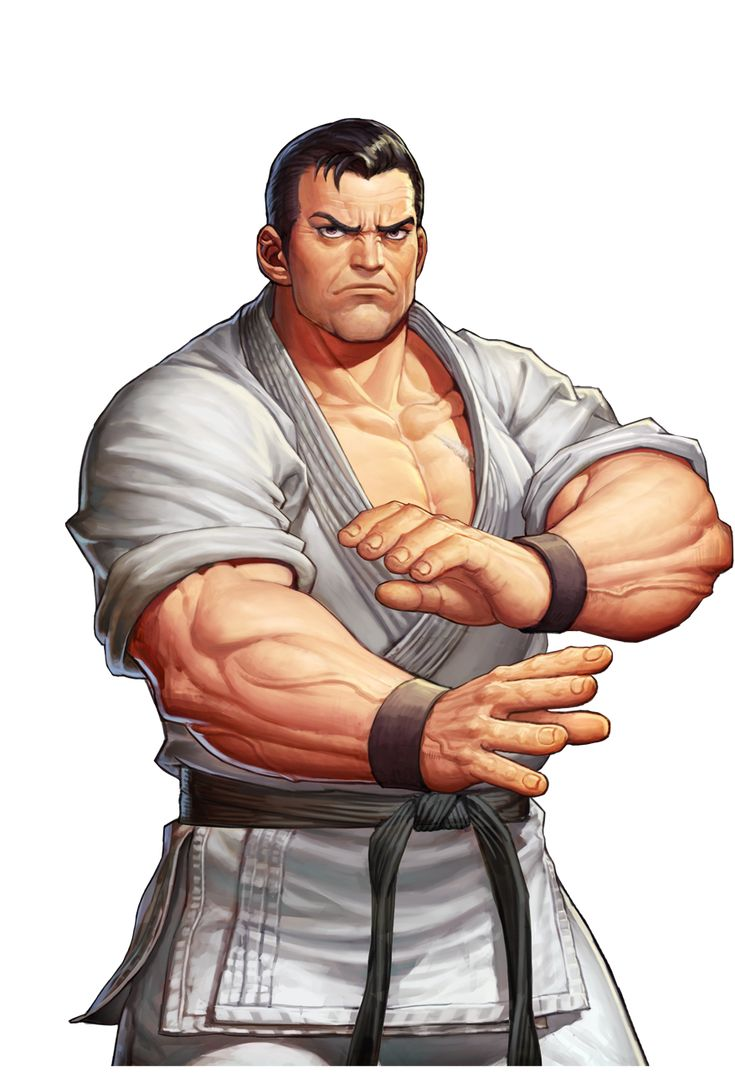 All Star Takuma Sakazaki by topdog4815 - King of fighters ...