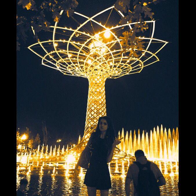 In fondo è ció che tocca il cuore che lascia un segno nella vita.. #Expo