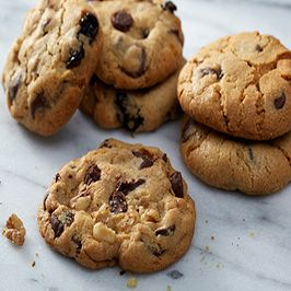 Classic chocolate chip cookies with a crunch!