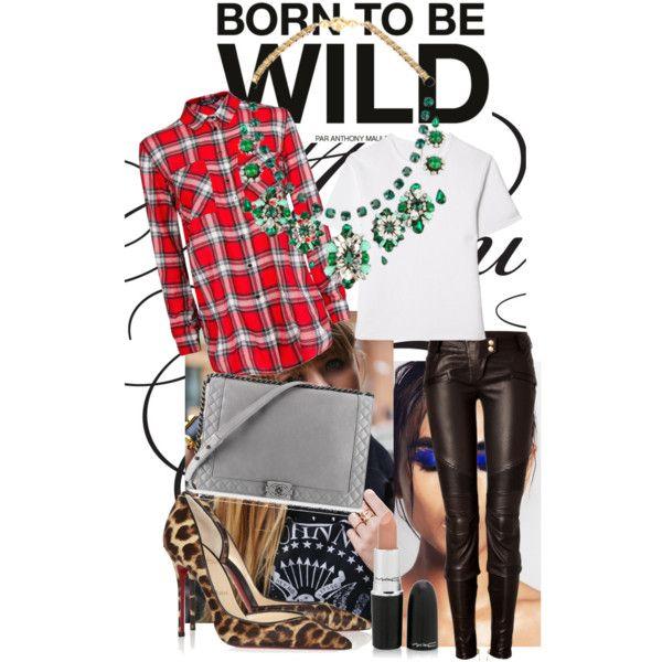 """Born to be Wild"""