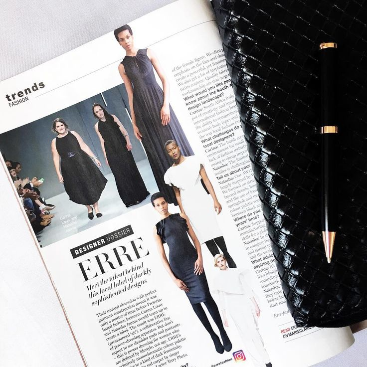 """195 Likes, 34 Comments - Fashion   Style   Entrepreneur (@the_imagepreneur) on Instagram: """"So excited to see one of South Africa's top designers in this months Marieclaire Magazine.  They…"""""""