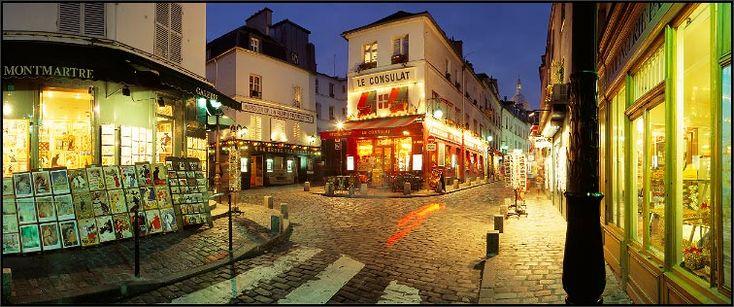Montmarte, Paris