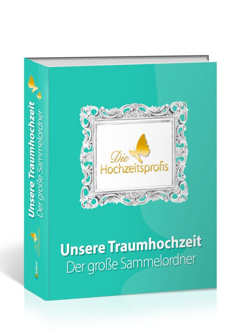 Der praktische Sammelordner von den Hochzeitsprofis für deine Traumhochzeit, ISBN 9783862430871 http://www.expertenwissen-fuer-alle.de/shop/Besser-leben/Der-grosse-Sammelordner-fuer-Ihre-Traumhochzeit.html