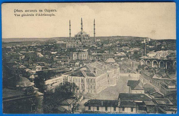 Edirne Selimiye 1913