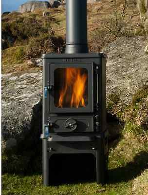 Small Portable Wood Burning Stove Heater Bell Tent Stove