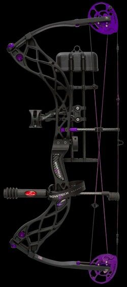 Bowtech carbon rose. So excited about this bow!