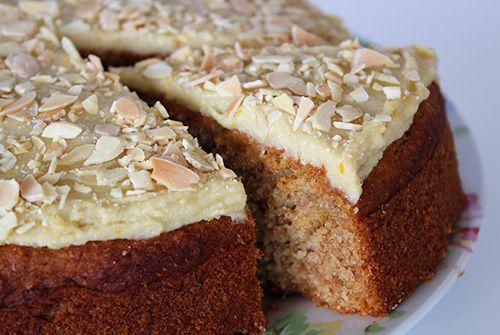 Delicious Orange & Almond Cake (Dairy-free & Vegan) | Bit of the Good Stuff