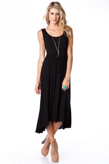weaved back dress $46