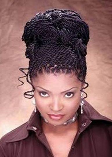 Sensational 1000 Ideas About African American Braids On Pinterest African Short Hairstyles Gunalazisus