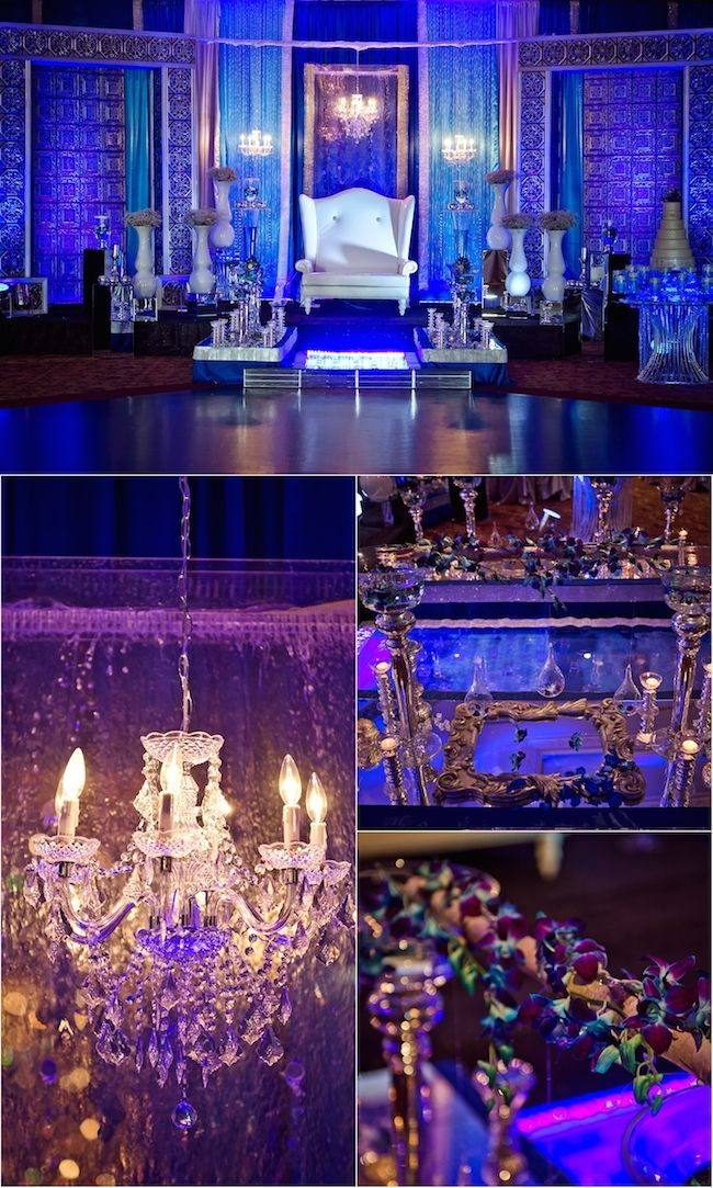 1000 Images About Indian Wedding Reception On Pinterest