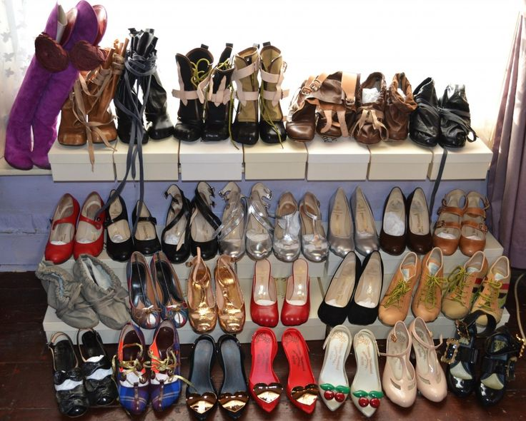 Vivienne Westwood Shoe Collection