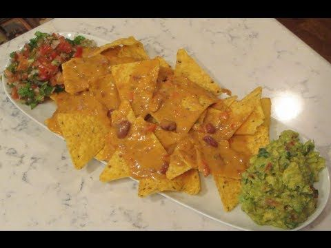 Nacho Cheese Recipe- yummmmmyyy!!!! BenjiManTV - YouTube