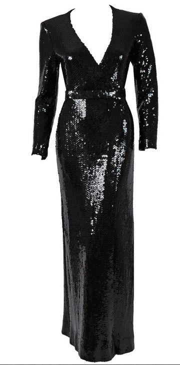 Dress Halston, 1970s