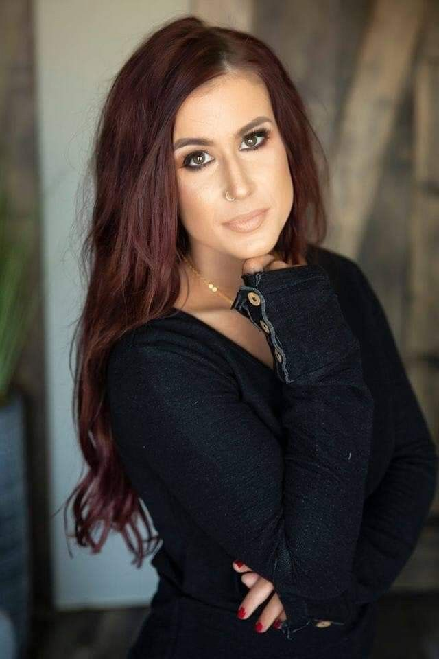 Love Chelsea S Hair Chelsea Houska Hair Burgundy Hair Brown Blonde Hair