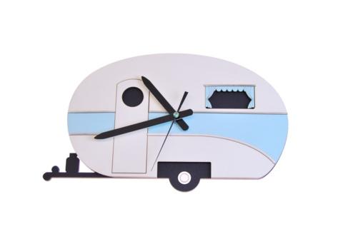 The Caravan Clock // Ian Blackwell