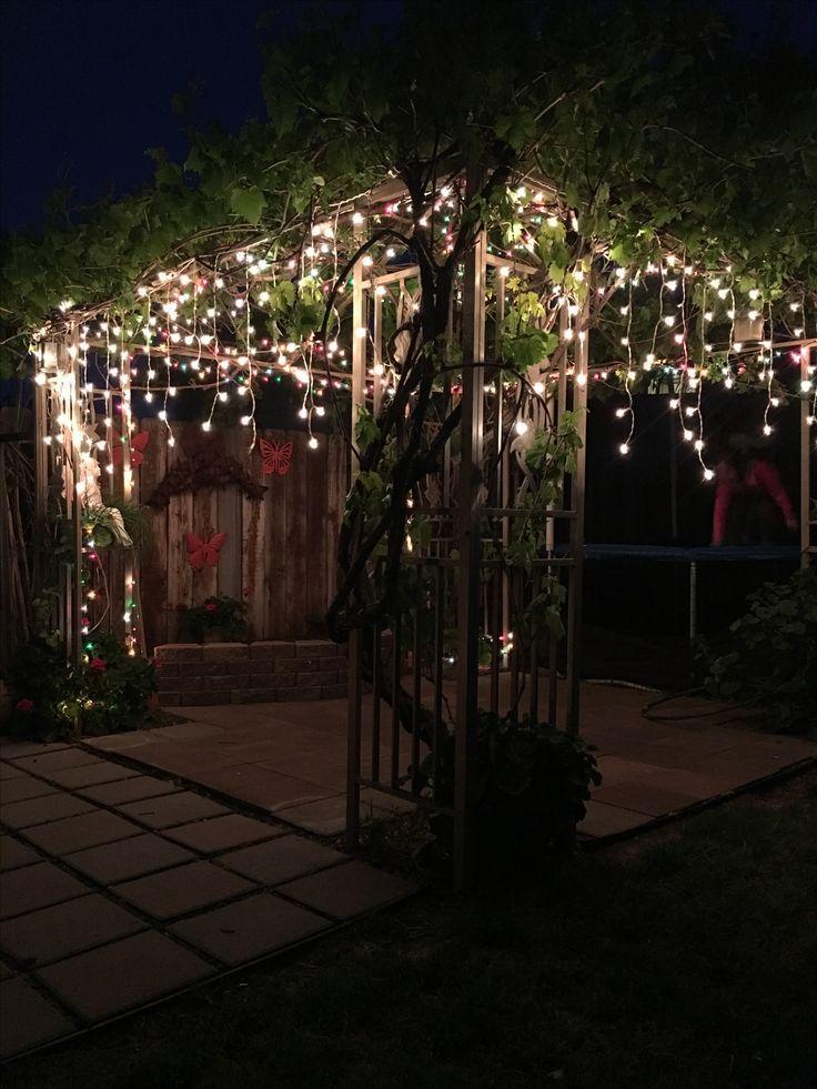 Gazebo Lights In 2020 Gazebo Lighting Backyard Gazebo Outdoor