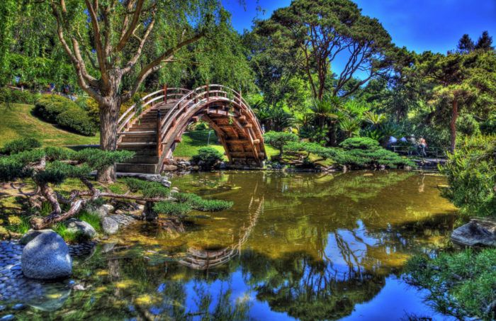 8 underrated places to take an out of towner.  1. Huntington Gardens in  San Marino