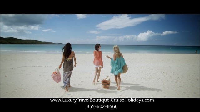 Culebra has one of the top beaches in the world.  Cruise Holidays | Luxury…