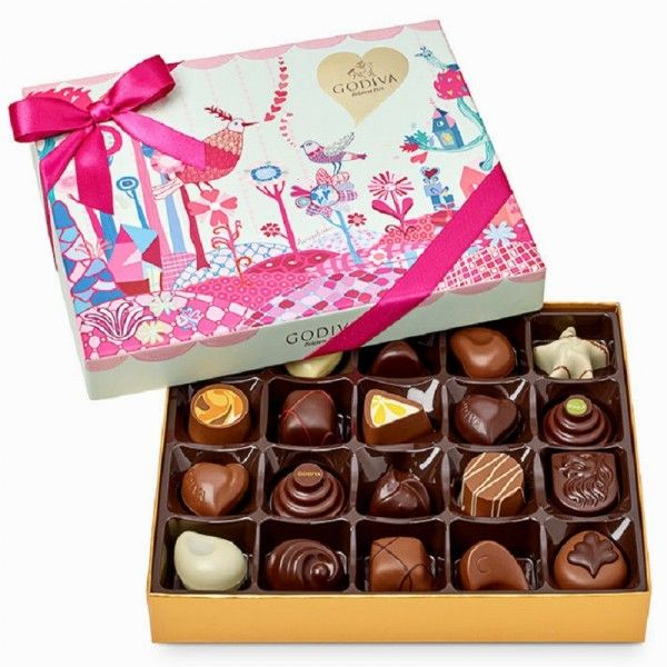 Slice of Love 20PC Gift Box by Godiva®