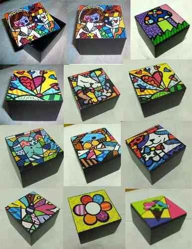 cajas decoradas - Google Search