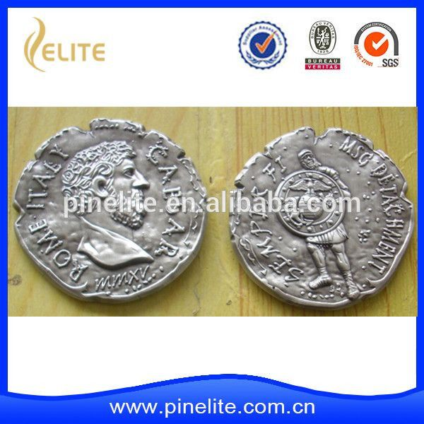 2016 New products Custom Ancient antique roman coins for sale