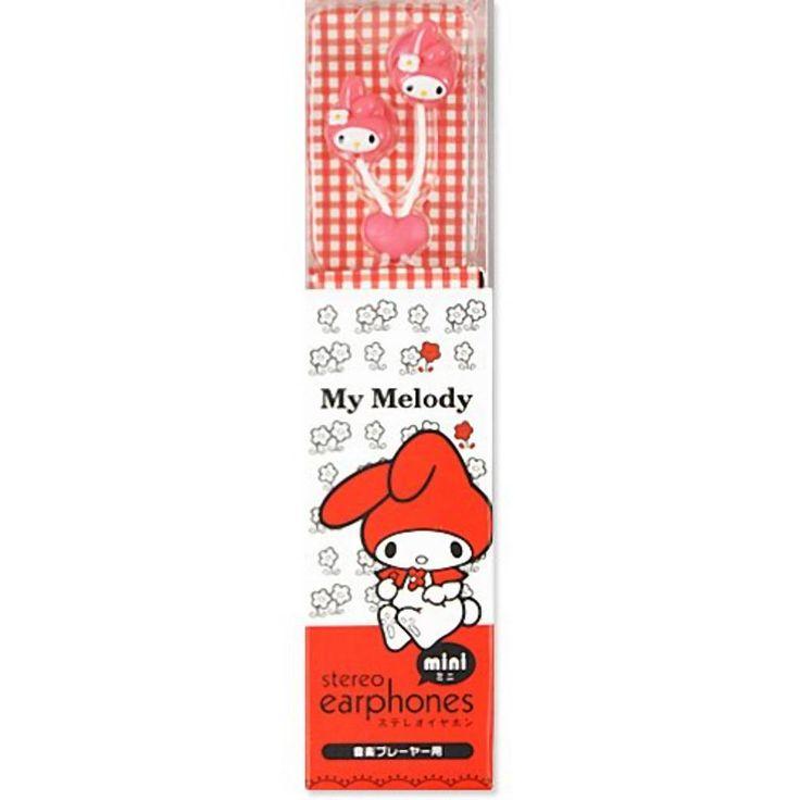 My melody stereo iyahon mini SAN-49PK pink