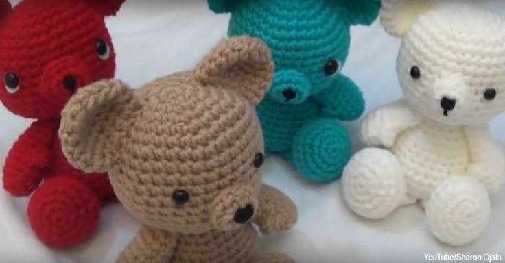 What a Cutie: How to Make Adorable Crochet Bears