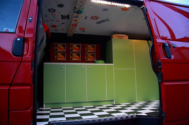 37 best images about vw t4 5 interior on pinterest for Vw t4 interior designs