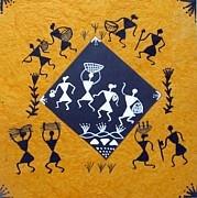 Warli Dance - from India