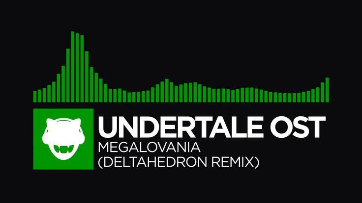 [Hard Dance] - Undertale OST - Megalovania (DeltaHedron Remix) [Free Dow...