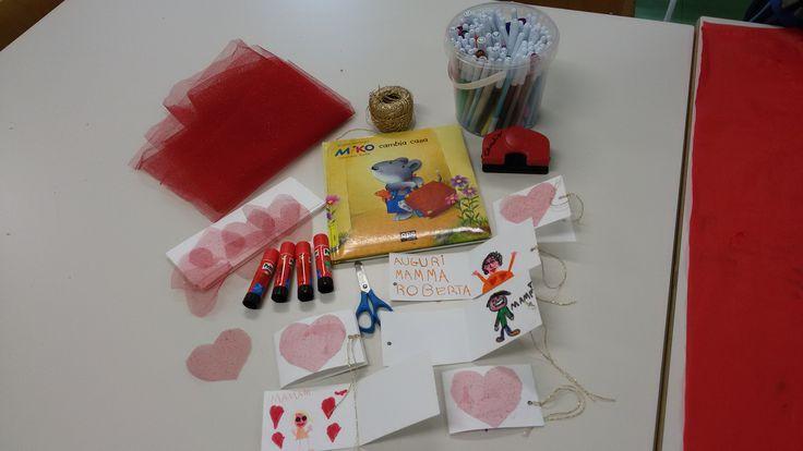 MIKO CAMBIA CASA - pre e post scuola ''Itinera'' scuola dell'Infanzia via F.lli Cervi Melzo(MI) - #play #school #book