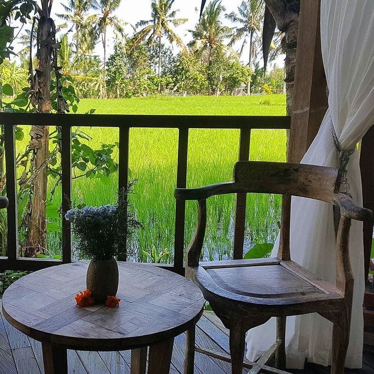 Time to relax at @sriratihcottages.