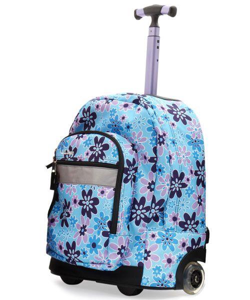 Best 25 Rolling Backpacks For Girls Ideas On Pinterest