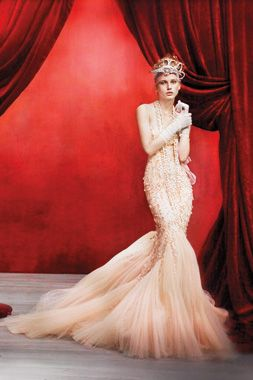 Haute couture evening gowns and couture on pinterest for American haute couture designers
