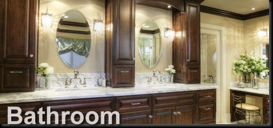 Like The Panel Sides On The Upper Vanity Cabinets Guest Bath Pinterest The O 39 Jays The