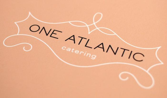One Atlantic catering logo