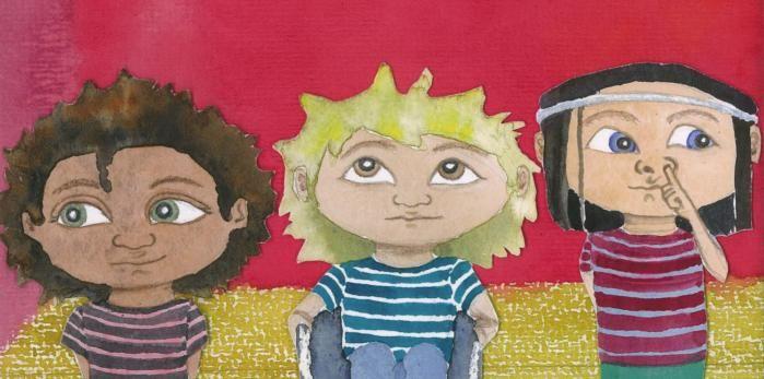 Nu kommer den første kønsneutrale børnebog   Information