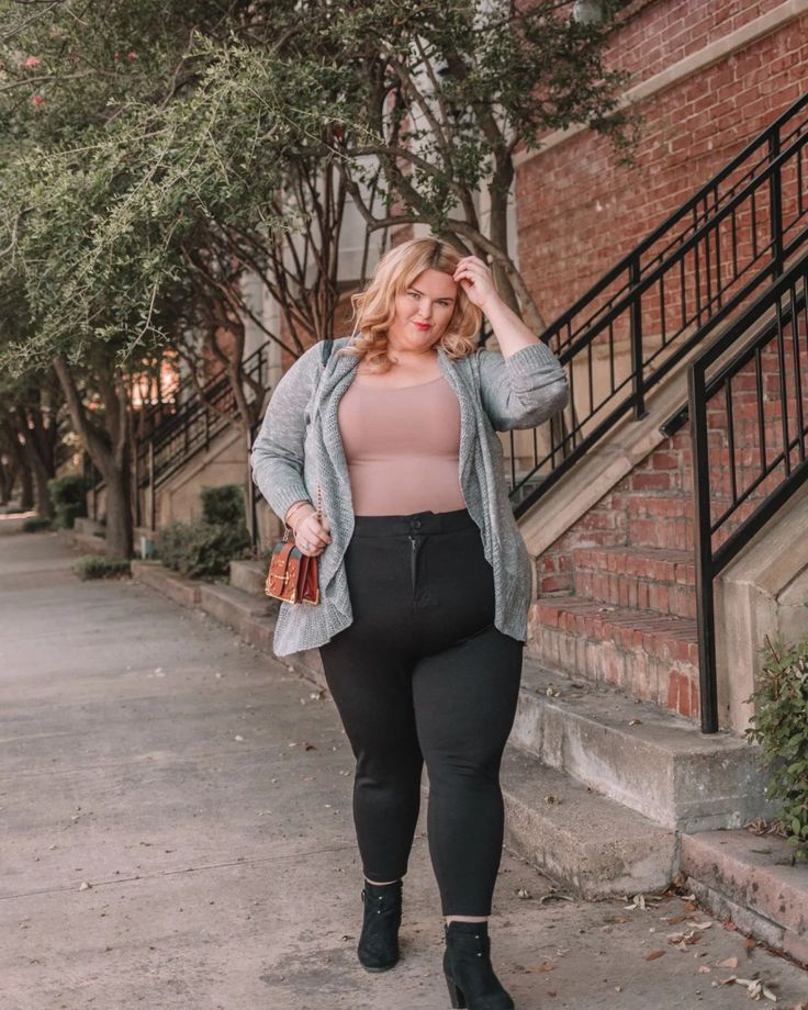 Plus Size Fall Outfits!