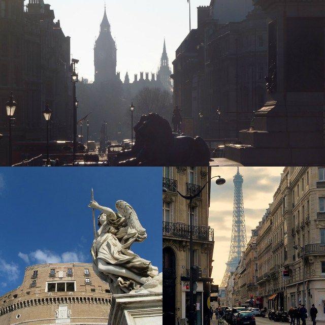 Diversas ideias de roteiros de viagem pela Europa Ocidental, com opções para 15, 20 e 30 dias de viagem. Saiba aonde ir e o que visitar por lá.