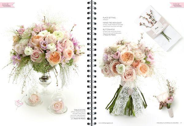 Flowers Wedding Flowers Bouquets Flowers Magazine Magazine Passion