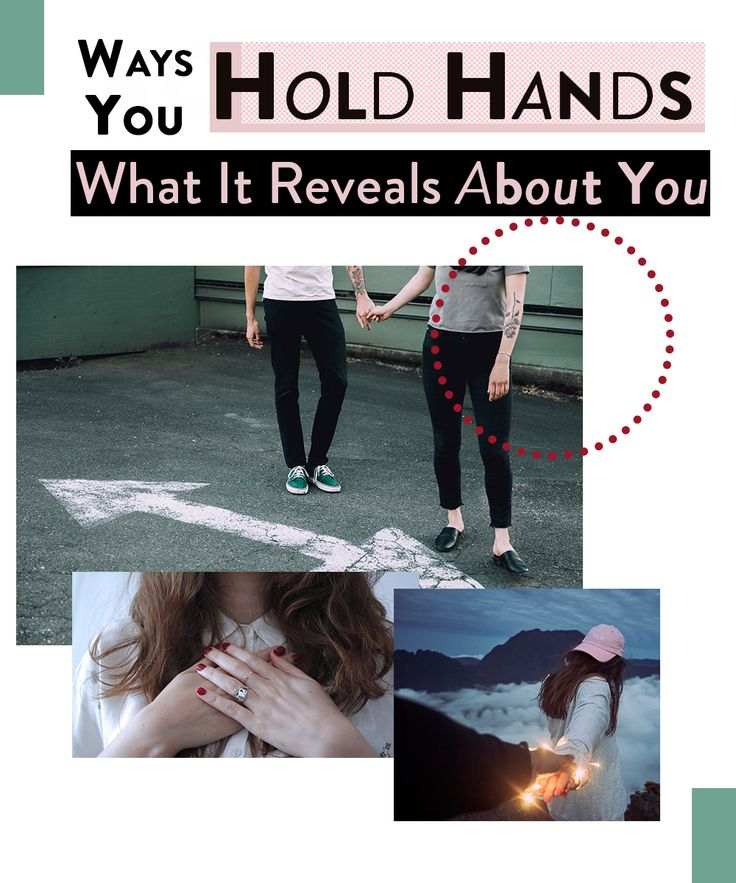 the meaning of holding hands